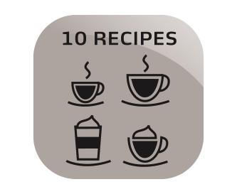 10 specialių kavos gėrimų