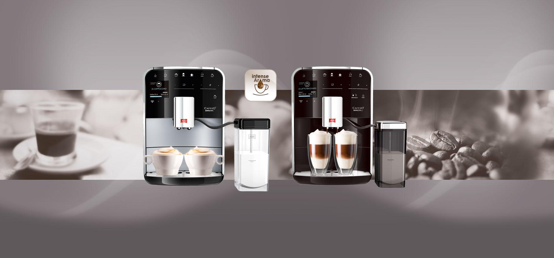 CAFFEO Barista® T TS intense