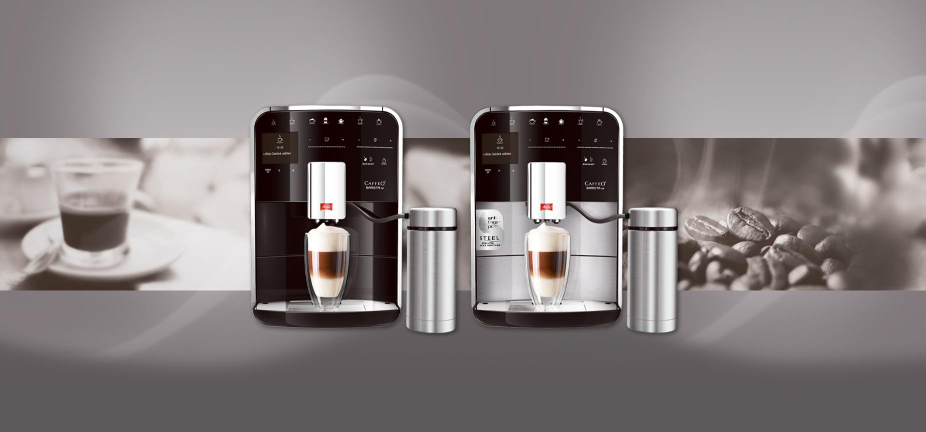 CAFFEO Barista® TSP