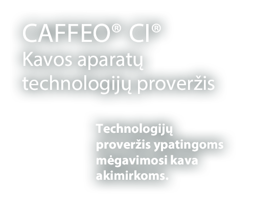 CAFFEO® CI®