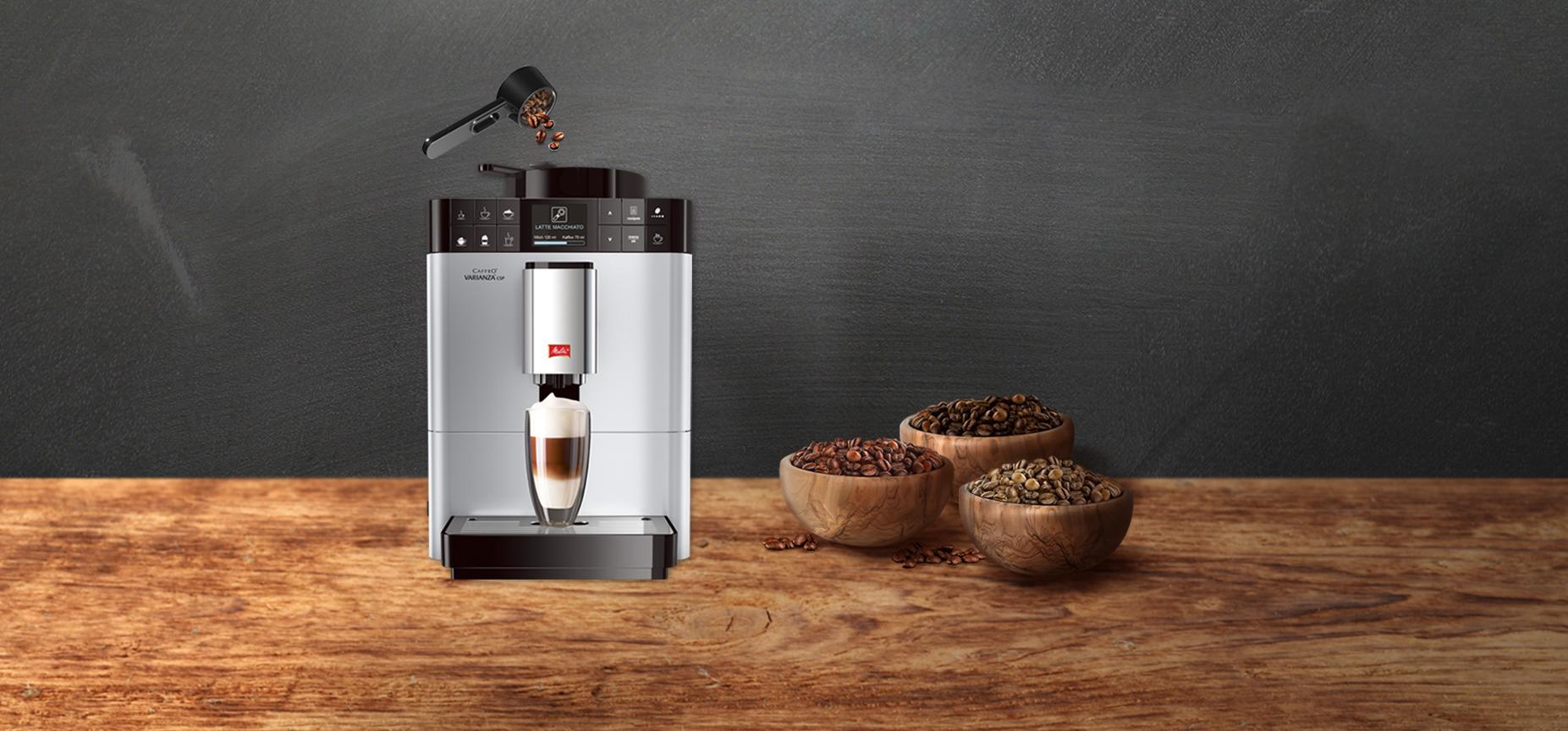 Caffeo® Varianza® CSP