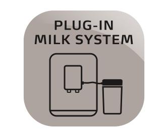 Ühendatav piimasüsteem