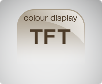 TFT colour display