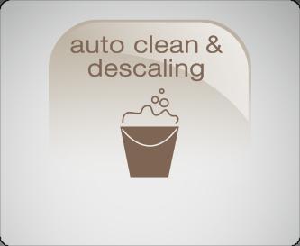 Automaatne puhastamine & katlakivieemaldus