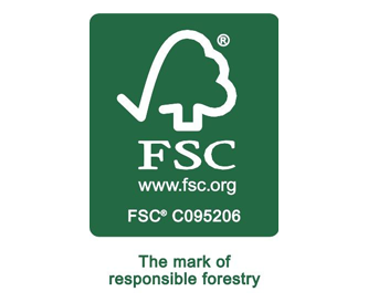 FSC certificated paper from responsible sources