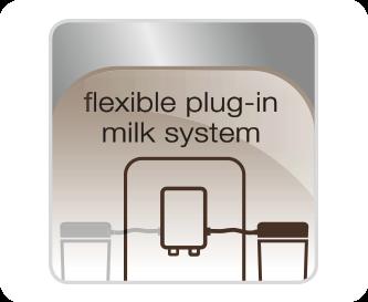 Lanksti prijungiama pieno sistema